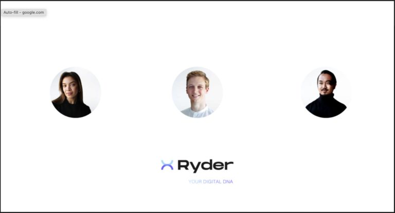 Ryder Decentralized identities on Stacks